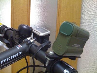 自転車の 自転車 車載カメラ 振動 : 自転車の車載カメラを試す ...